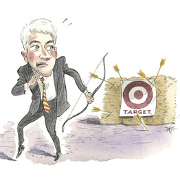 Bill Ackman: Uneven at Target by Gary Hovland